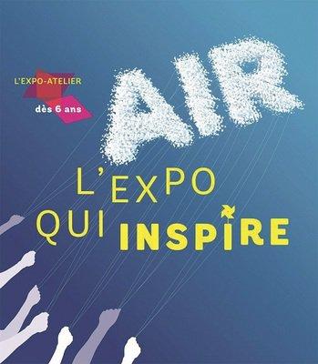 image de couverture de « AIR, l'expo qui inspire »