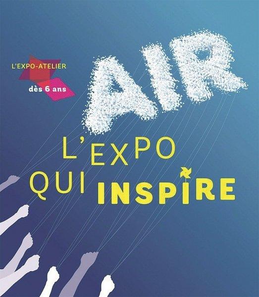 """image de couverture de """"Air, l'expo qui inspire"""" à Savigny-le-Temple"""