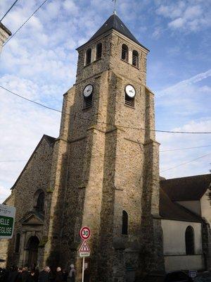 image de couverture de Eglise Saint Antoine et Saint Sulpice