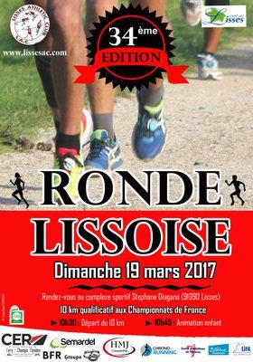 image de couverture de La course de la « Ronde lissoise »