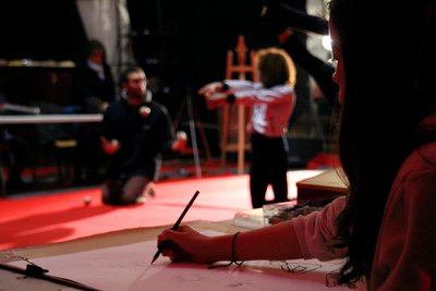 image de couverture de Les AAP dessinent les arts du cirque à Ris-Orangis