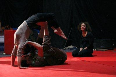 Les AAP dessinent les arts du cirque à Ris-Orangis
