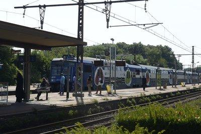 image de couverture de Gare RER Cesson