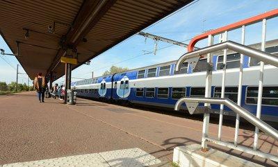 Gare Savigny-le-Temple Nandy