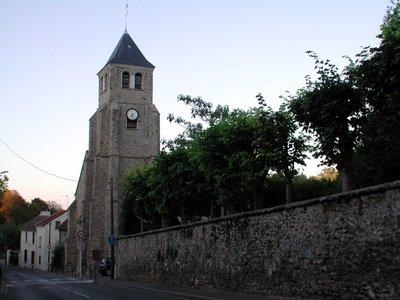 Eglise Saint Antoine Saint Sulpice