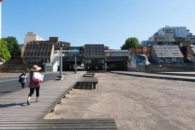 image de couverture de Gare routière urbaine Évry