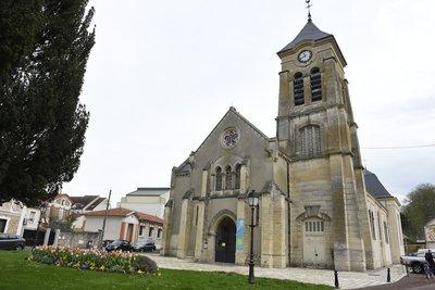 image de couverture de Eglise Notre Dame de l'Assomption Soisy