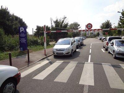 image de couverture de Parc de stationnement P1 Savigny-le-Temple/Nandy