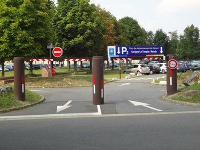 image de couverture de Parc de stationnement P2 Savigny-le-Temple/Nandy