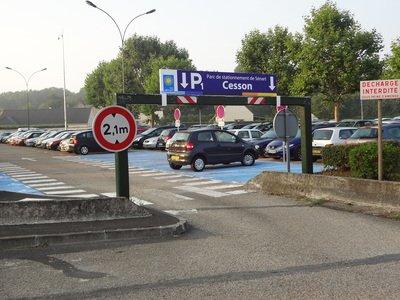 image de couverture de Parc de stationnement P1 Cesson