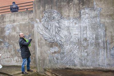 Oeuvre des Monkey Bird