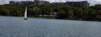 image de couverture de Les lacs de l'Essonne