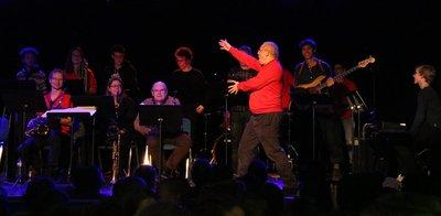Concert à la salle Claude Nougaro