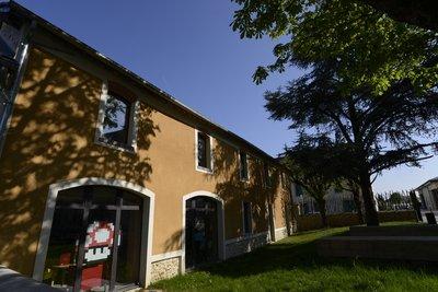 Médiathèque Côté Cour