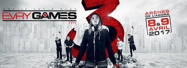 image de couverture de Evry Game City 3