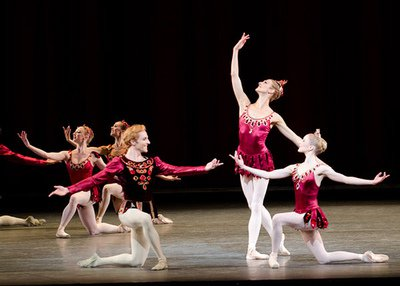 image de couverture de JOYAUX (BALLET DE BALANCHINE) - RETRANSMISSION EN DIRECT