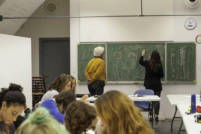 Classe prépa Arts Visuels