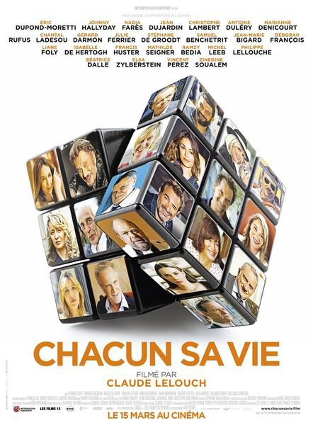 image de couverture de CHACUN SA VIE