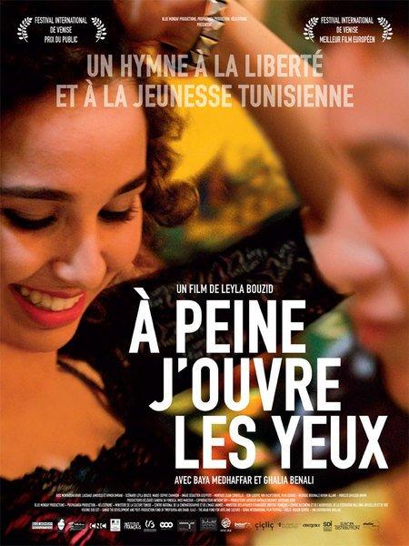 image de couverture de Rencontre avec la réalisatrice Leyla Bouzid