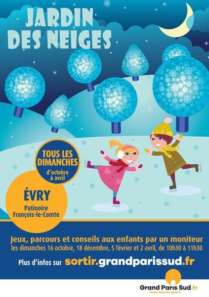 image de couverture de PATINOIRE - Jardin des Neiges