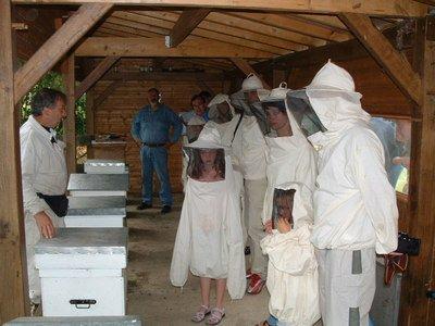 apiculture Maison de l'Environnement