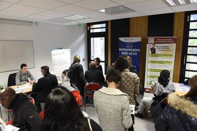 Les Rencontres de la création et des jeunes entreprises
