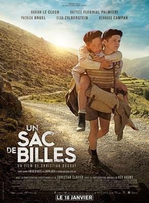 image de couverture de Semaine de la Mémoire et de la Déportation : Projection du film Un sac de billes