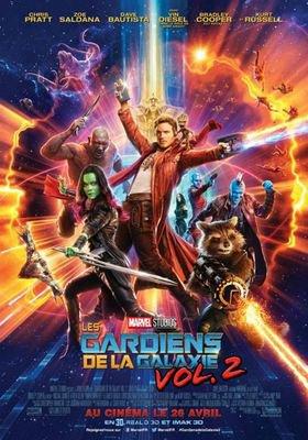 image de couverture de Les gardiens de la Galaxie Vol.2