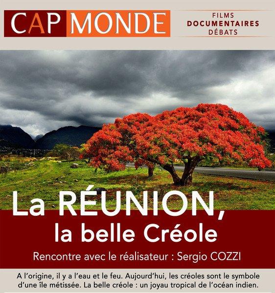 image de couverture de CAP MONDE présente : Réunion, la belle créole