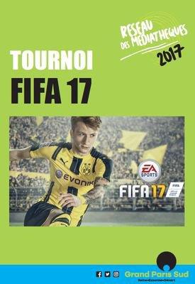 image de couverture de Tournoi Fifa 17 des médiathèques
