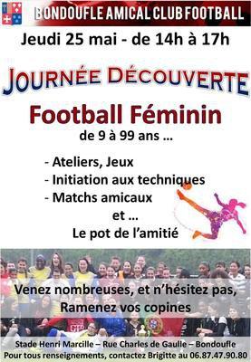 BAC Football Féminin