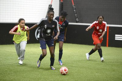 image de couverture de FOOTBALL FEMININ - Journée de découverte et d'initiation