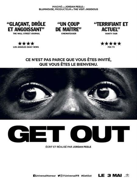 image de couverture de Get Out
