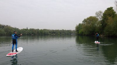 ASCE Corbeil-Essonnes paddle