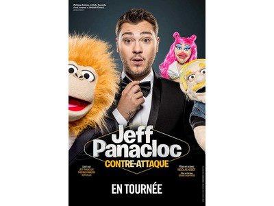 image de couverture de Jeff Panacloc contre-attaque