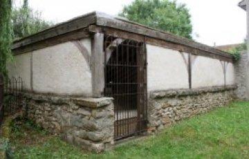image de couverture de Le lavoir communal de Savigny-le-Temple