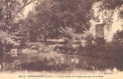 image de couverture de Lavoir de l'Aqueduc de la Vanne