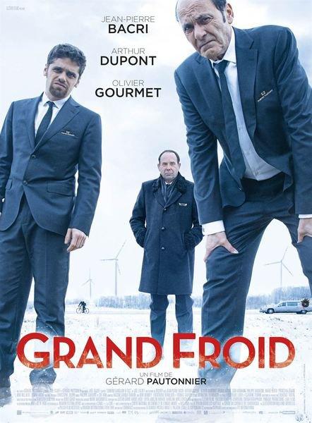 image de couverture de GRAND FROID