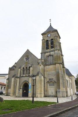 Eglise Soisy-sur-Seine