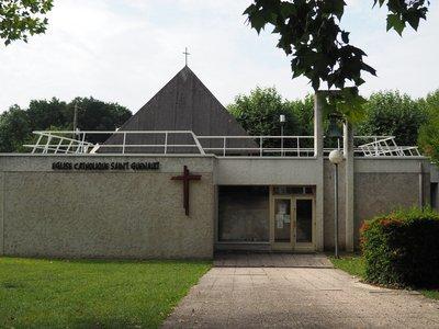 image de couverture de Eglise Saint Guénault