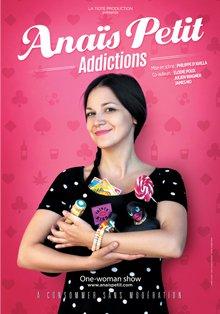 image de couverture de Anaïs PETIT - Addictions