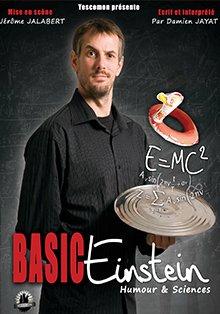 image de couverture de BASIC EINSTEIN