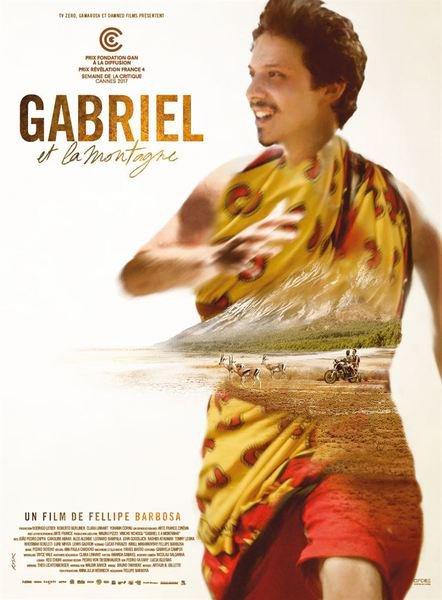 image de couverture de Gabriel et la montagne