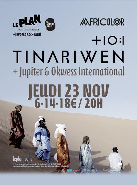 Africolor tinariwen jupiter okwess int