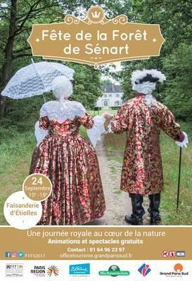 image de couverture de La Fête de la Forêt de Sénart 2017