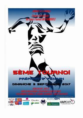 image de couverture de Tournoi féminin de Handball
