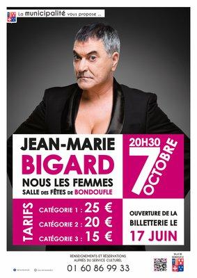 Affiche Bigard