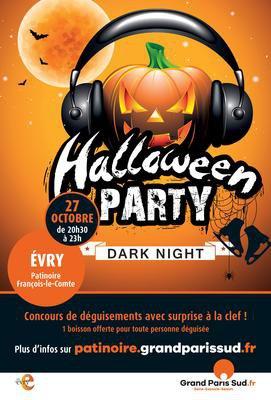 image de couverture de Halloween Party - Dark Night