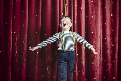 image de couverture de Stage de la Toussaint à la MJC de Ris-Orangis : Stage clown 8/12 ans