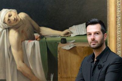 """image de couverture de Conférence histoire de l'art : """"Scènes de crime au Louvre"""""""
